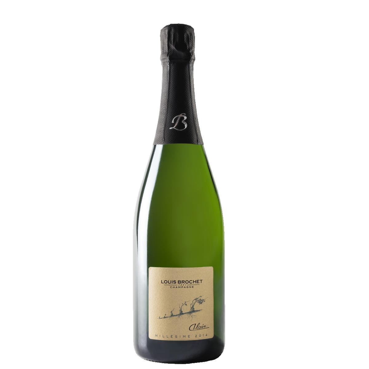champagne Alain millésime 2014
