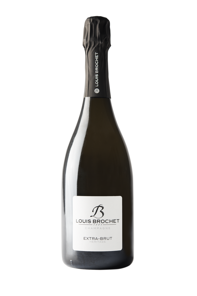 Louis Brochet - champagne extra brut heritage