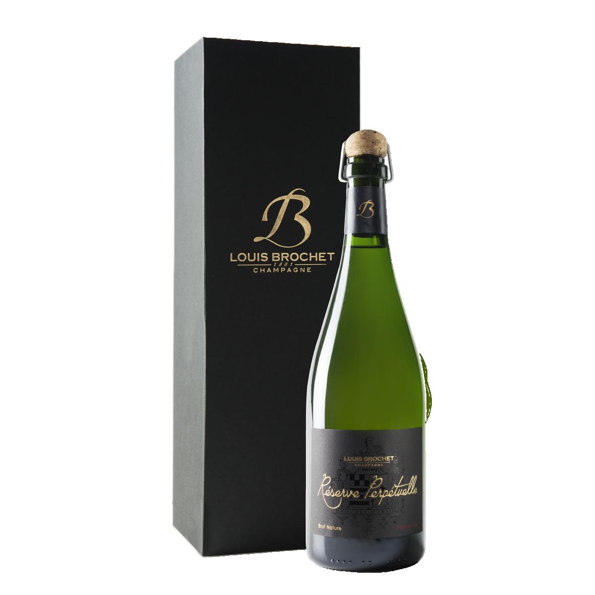 champagne réserve perpétuelle
