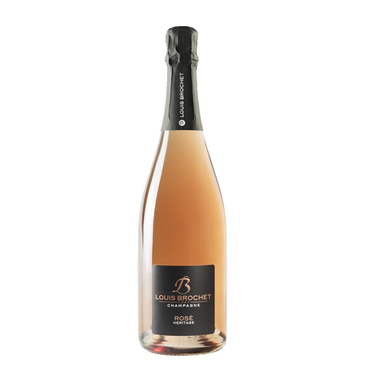 champagne Rosé Héritage