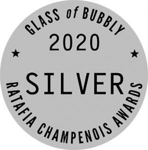 Glass of Bubbly Ratafia Champenois